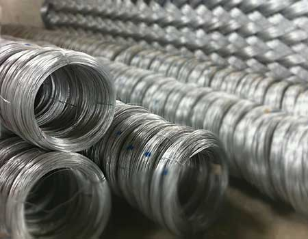 Hot Dipped GI Wire - Lanka Special Steels Limited